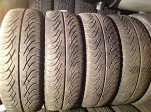 4 pneus d'été 185/65 r14 general altimax rt.    90$