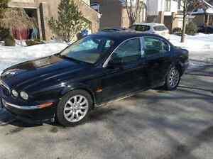 2003 Jaguar X-TYPE Berline