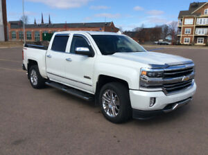 2016 High Country Silverado LOWKMS!!!!!