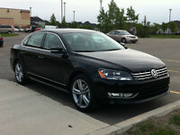 2012 Volkswagen Passat Highline Sedan, 2.0L TDI (Clean Diesel)