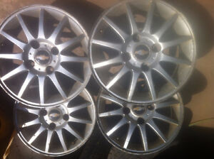 GRreat Looking Chevy Alloy Rims For Sale