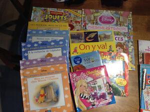 Livres Cherche et trouve, Winnie, Disney, casses-têtes