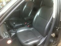 Ford Focus/Fiesta leather interior (heated seats)