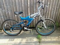 Magna solar trail teenagers mountain bike serviced