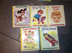 Vintage children's books for sale
