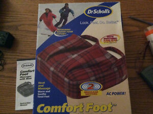Doctor Scholls Foot Massager with heat Peterborough Peterborough Area image 1