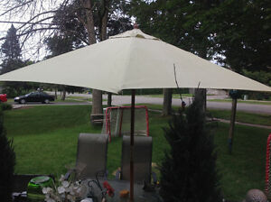 7ft - 8.5ft - 9ft. Diameter Patio Umbrellas - Each $35 - $50