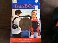 Baby Bjorn baby carrier active -njo