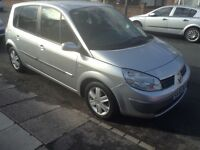 Renault megane scenic 1.4 cc only 58 k miles 06