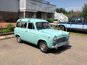1960 English Ford Escort - Anglia Wagon