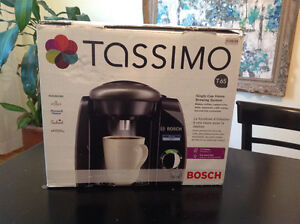 Cafetiere Tassimo Modele T65