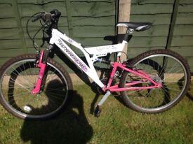 """Ladies bike 26"""", Townsend vogue,18 speed £60"""