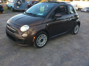 "2012 Fiat 500 auto 157km ""check best priced loaded fiat""$5500.00"