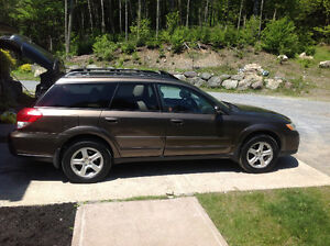 2009 Subaru Outback Limited Wagon