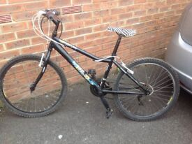 Female mountain bike £20