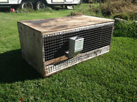 2 Extra Large Cages For Sale. Need Gone ASAP.