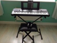 Yamaha Digital keyboard E253