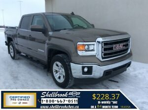 2015 GMC Sierra 1500 SLE-REMOTE START,REAR CAM