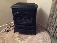 Dovre 500e Electric Cast Iron Stove