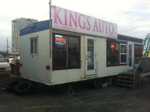 Office Trailer for Sale! Great condition!