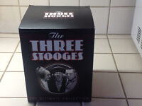 coffret  de la série originale des Three Stooges