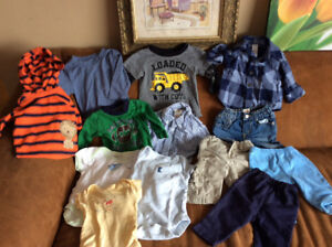 0-3month baby clothes