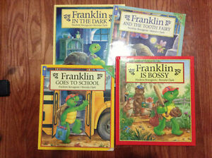 Franklin books for sale