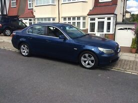 BMW 5 SERIES 2004 MODEL 525 DIESEL GREAT SPEC FULLY LOADED DONT MISS OUT 45mpg
