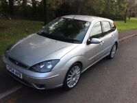 2004 Ford Focus 2.0 ST170-2 owners-84,000-12 months mot-service history-rare in 5doors