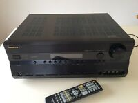 Onkyo TX-SR605 7.1 home cinema amplifier receiver