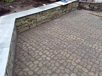 Paving blocks - REDUCED TO CLEAR