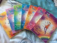 Set of Pop Star Fairies stories 113-119