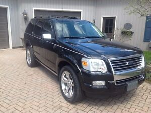 2010 Ford Explorer Limited Edition 7 Pass