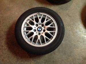 BMW 16 inch rims and tires.