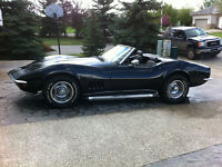 1969 Chevrolet Corvette Convertible Stingray