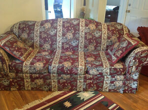 Chesterfield / chair.