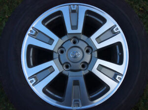 Toyota Tundra wheels