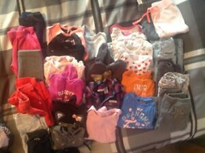 Toddler clothes, 18-24 month girl