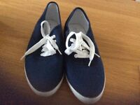 Office deck shoes