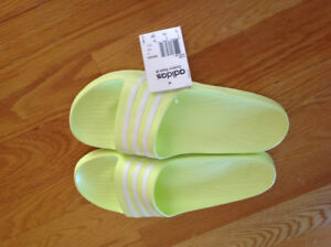 ADIDAS SLIPPERS/SANDALS WOMEN'S SIZE 10