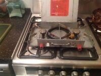 2 ring gas camping stove