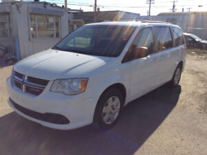 2012 Grand Caravan Stow,n Go - ACCIDENT FREE