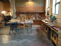 Studio/atelier/workshop to share