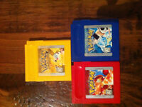 Pokemon Red, Blue, Yellow $20 each
