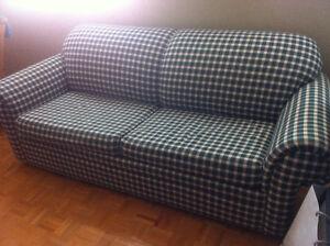 Pull out / sofa bed - no pets, no smoking