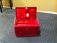 Portable jewelry box for sale