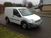 FORD TRANSIT CONNECT 11 MONTHS M.O.T 2007/57