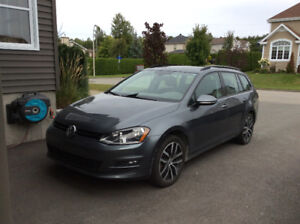 Vw golf 2017 4motion sportswagon