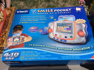Jeu vtech: v.smile pocket
