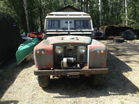 Land rover series 11a 109